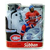NHL Montreal Canadiens McFarlane 2011 Series 28 P.K. Subban (1) Action Figure