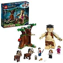 LEGO Harry Potter Bosque Prohibido: El Engaño de Umbridge Set de Construcción con el Gigante Grawp y 2 Figuras de Centauro, Multicolor (75967)