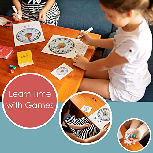 Learning Time Game
