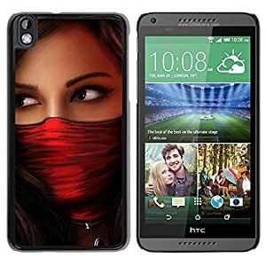 New Beautiful Custom Designed Cover Case For HTC Desire 816 With Warriors Spears Phone Case