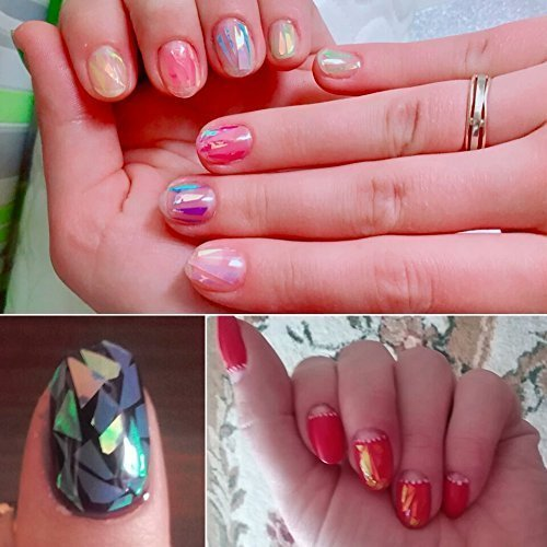 12 sets pink diamonds rainbow crystals red lips pin up girls sexy lady emoji nail decals nail foils neon lights nail decals glow up nail wraps French tip stickers abstract art nail vynils