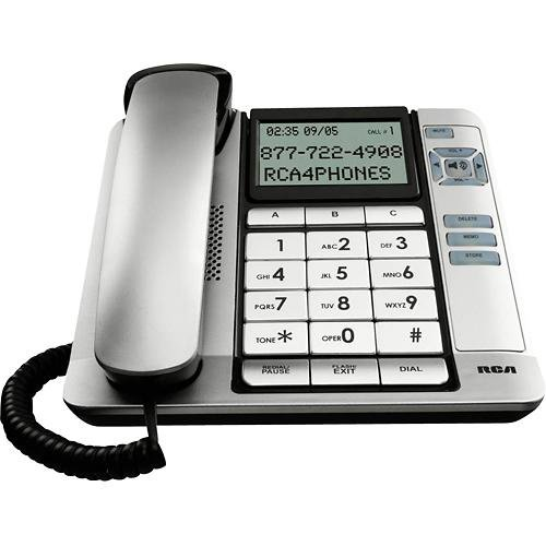 RCA 1113-1BSGA Corded Desktop Phone
