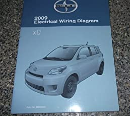 2009 toyota scion xd xd electrical wiring diagram service shop 2000 Scion XD 2009 toyota scion xd xd electrical wiring diagram service shop repair manual toyota amazon com books