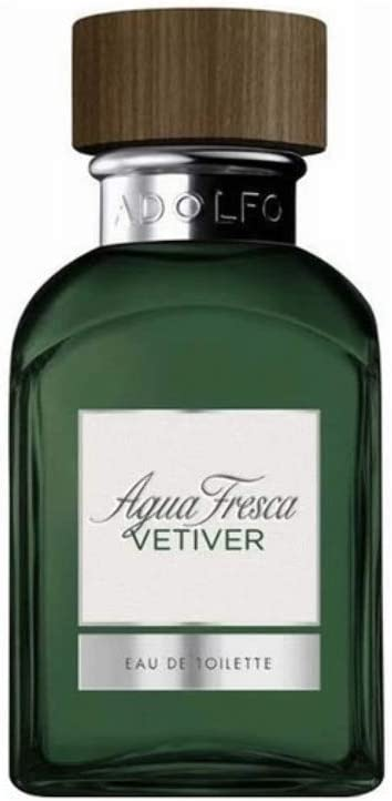 Adolfo Dominguez Agua Fresca Vetiver Eau de Toilette - 230 ml: Amazon.es: Belleza