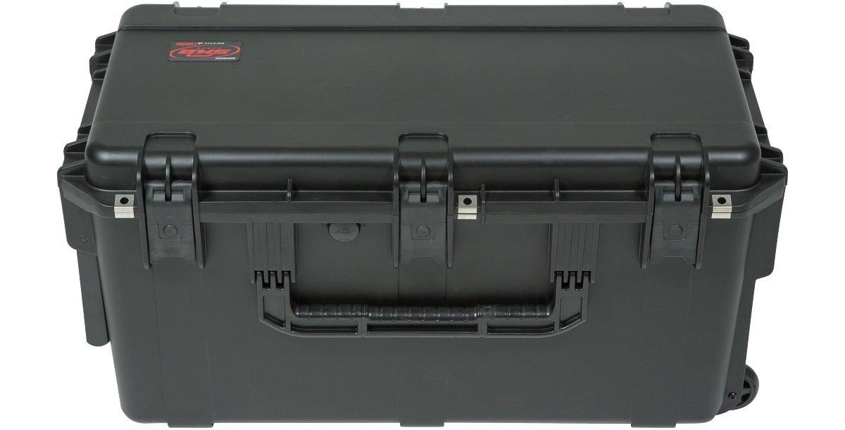 ブラック3i-2914 – 15b-c with Foam。With Wheels。29
