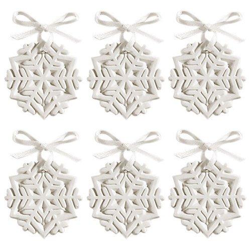 (1989 Winter Jewel Snowflake Ornaments: Margaret Furlong 2)
