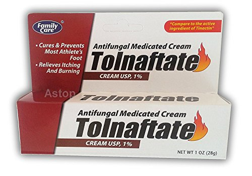 Itm Antifungal Cream Tube Acsry