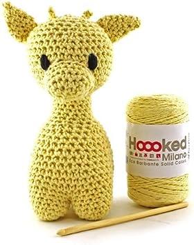 PATTERN. Giraffe Baton. Amigurumi pattern giraffe crochet | Etsy | 355x287