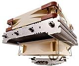 Noctua NH-L12 Low-profile Quiet CPU Cooler with 120/90mm Dual PWM Fan