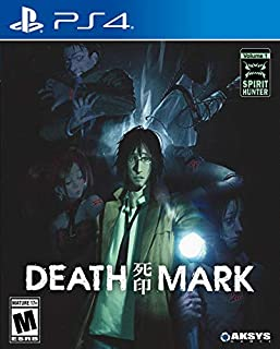 Death Mark for PlayStation 4 (B07GC7WP4Q) | Amazon price tracker / tracking, Amazon price history charts, Amazon price watches, Amazon price drop alerts