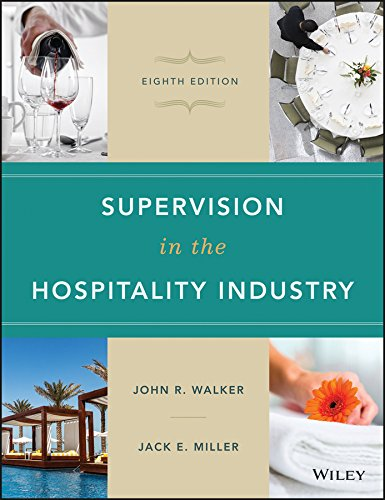 Supervision In Hospitality Industry