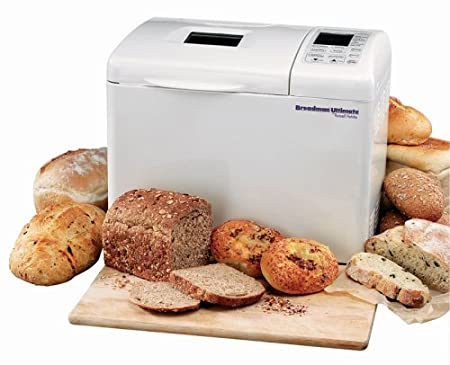 Panificadora Russell Hobbs Breadman Ultimate 10006: Amazon ...