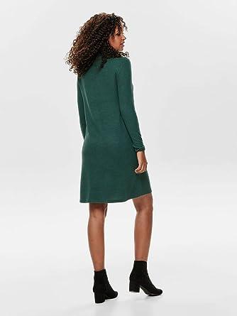 ONLY Onlkleo L/S sukienka damska Ex KNT: Odzież