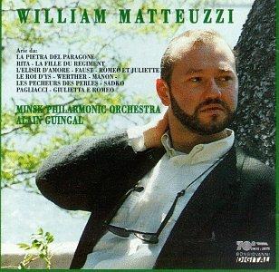 UPC 750582045226, William Matteuzzi - Opera Arias