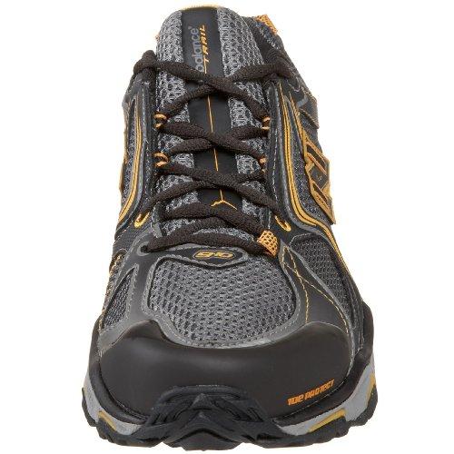 New Balance Heren Mt910 Trail Hardloopschoen Zwart / Grijs