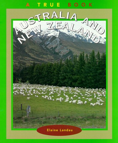 Read Online Australia and New Zealand (True Books-Geography: Countries) pdf epub