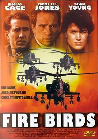 SEAN YOUNG FIRE BIRDS 1990 DIEULOIS