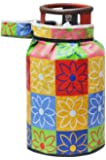 CROWNBEAUTY PVC Waterproof and Dust Proof Gas Cylinder Covers