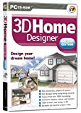 3D Home Designer Deluxe (PC CD)