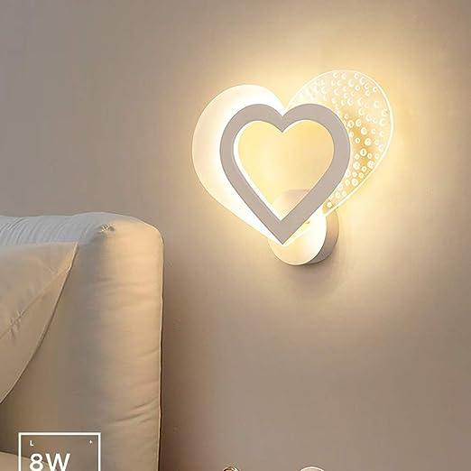 Giow Lámpara de Pared LED Lámpara de Noche Lámpara de Pared Luz ...