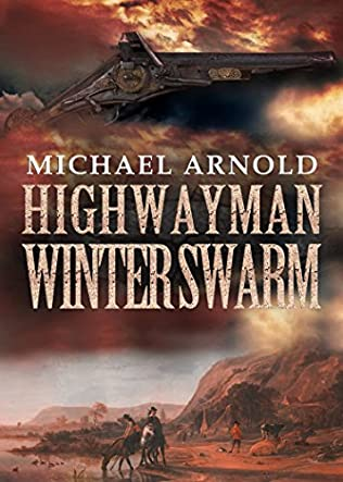 book cover of Winter Swarm