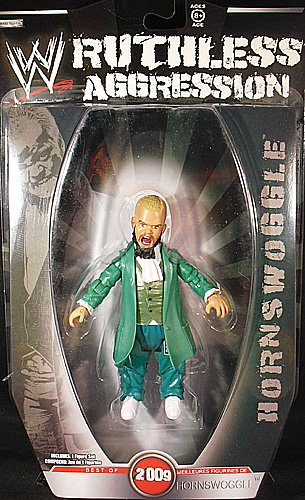 WWE Wrestling Ruthless Aggression Best of 2009 Action Figure Hornswoggle -