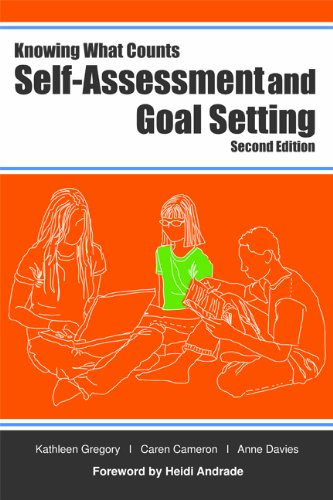 Self-Assessment and Goal Setting (Knowing What Counts)