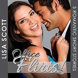 Office Flirts! 5 Romantic Short Stories