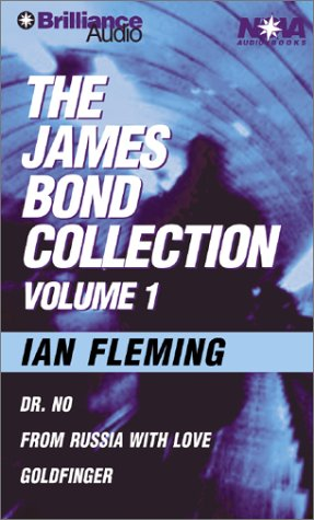 Download James Bond Collection 1: From Russia with Love, Dr. No,  Goldfinger (Nova Audio Books) ebook