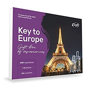 Amazon Com Key To Europe Tinggly Experience Gifts Voucher Gift