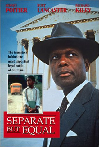 Image result for Separate But Equal dvd