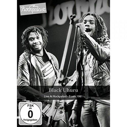 Black Uhuru - Live At - Uk Spade Shop Kate
