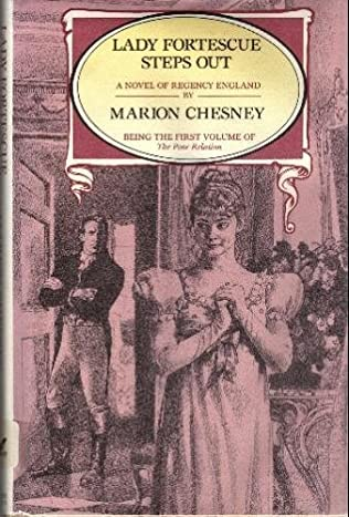 book cover of Lady Fortescue Steps Out