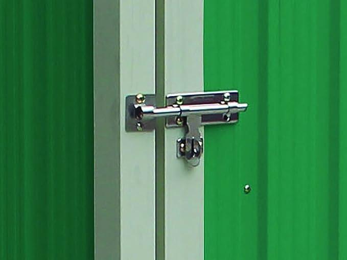 Gardiun KIS12961 Armario Metalico Newcastle, M: Amazon.es: Deportes y aire libre