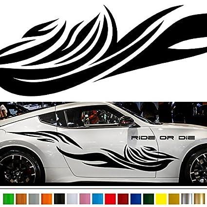 141bbd467d Wing Tribal car car vinyl side graphics Sticker wa50 car vinylgraphic Car  Custom Stickers Decals