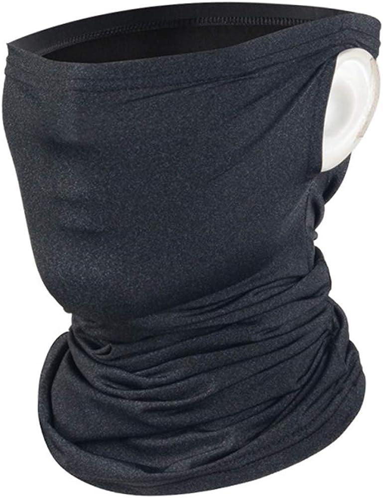 Cooling Face Scarf Sun Shield Neck Gaiter Balaclav Neckerchief Bandana HeadC New