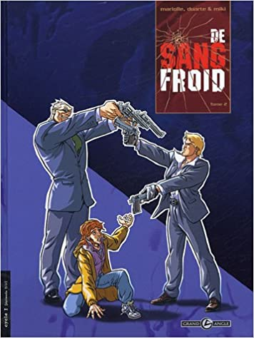 De sang froid, Tome 2 : Cycle I pdf