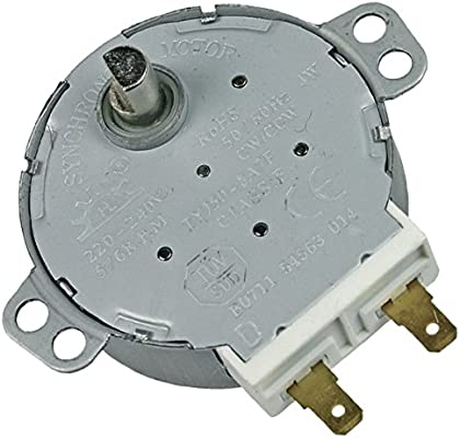 Motor de plato - horno microondas - Ariston Hotpoint, Bauknecht ...