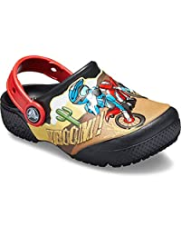 Crocs Boys Boys and Girls Motorsport Clog Clog