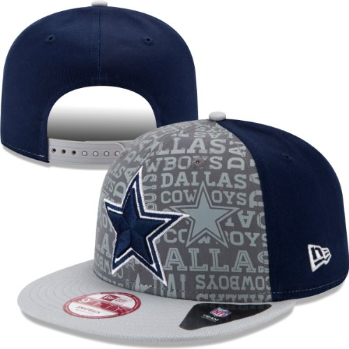 separation shoes 0908c 68391 Dallas Cowboys 2014 OFFICIAL NFL DRAFT SNAPBACK 9Fifty New Era Reflective NFL  Hat   Med Large - Buy Online in UAE.   Sporting Goods Products in the UAE  ...
