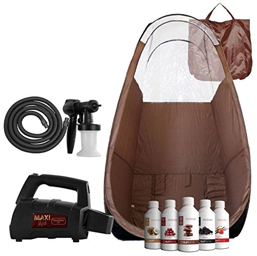 MaxiMist SprayMate Complete Tanning System
