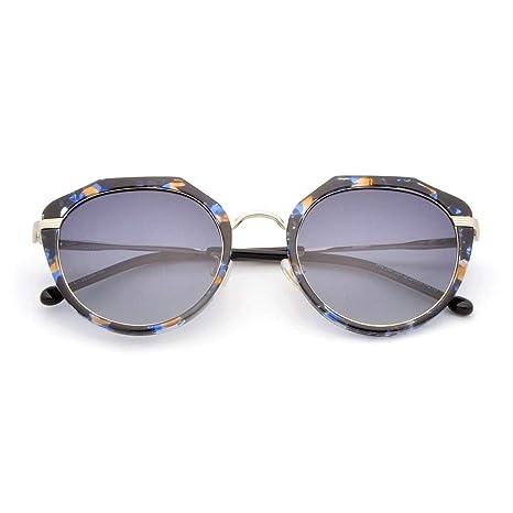 Heqianqian Mujer Gafas de Sol Gafas de Sol para niña con ...