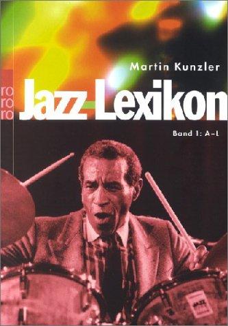 Jazz-Lexikon - Band 1: A-L