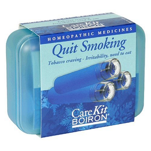 Boiron Quit Smoking Care Kit - 3 Tubes pellets