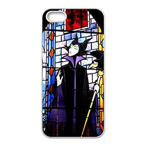 The Witch Design New Style HOT SALE Comstom Protective case cover For iPhone 5S