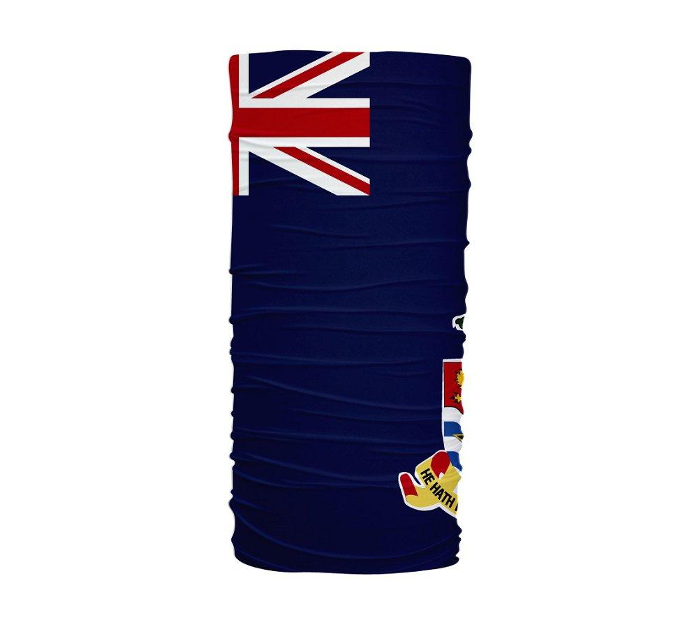 Cayman Islands Flag Multifunción Braga de Cuello Tubular Protección UV Tubular Cuello da9c5b