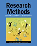 Research Methods in Human-Computer Interaction, Jonathan Lazar and Harry Hochheiser, 0470723378