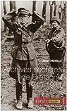 Archives Secrètes de Bretagne 1940/1944 par Fréville