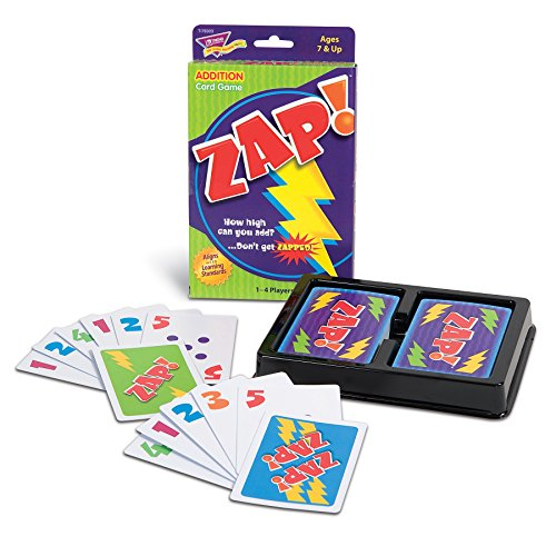 51NMSscK5EL - ZAP!® Learning Game