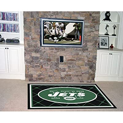 Fanmats New York Jets 5x8 Rug